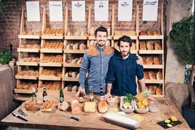 The beer bakery serves six AB InBev beer-inspired breads
