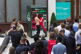 In pictures: Carlsberg runs Euro 2016 shirt for shirt activation