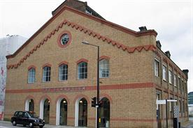 The German Gymnasium in London's Kings Cross