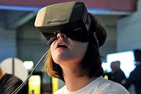 Oculus Rift and Samsung's VR headset are set to be the most popular event tech in 2015