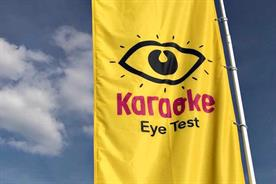 RNIB to stage 'Karaoke Eye Test' at Glastonbury