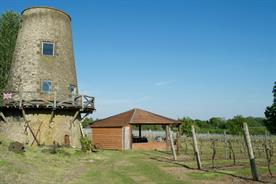 Event venues: Nutbourne Vineyard in West Sussex