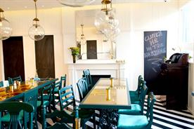 London Capital of Cool: Top tables