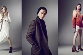 Images from the new campaign, shot by fashion photographer Brendan Freeman