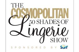 Cosmopolitan teams up with Surf for lingerie showcase