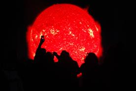 Solar Eclipse Events: Stargazing Live includes the Eclipse Central zone