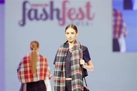 Battersea Evolution hosted the #FashFest catwalk in 2014