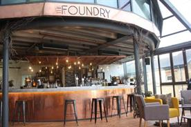 The Foundry opened in December 2014