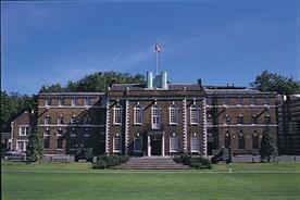 The Honourable Artillery Company's (HAC) Georgian home near Moorgate, London