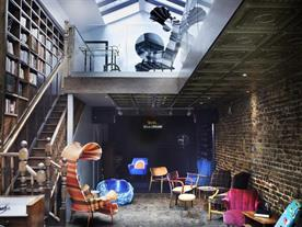 London Uncovered: Four Hidden Venues - Library private members' club