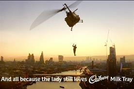 The campaign launched today (9 October) with a TV ad