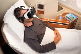 The tech will be available onboard and at airports
