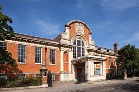 Sunbeam Studios at the west London Edwardian Ladbroke Hall in North Kensington is a creative hub for events