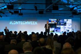 London Technology Week 2016 launch