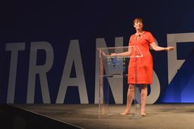 Nancy Hill's farewell: 'We're better than that'