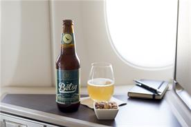 Meet Betsy: Cathay Pacific's beer 'brewed for 35,000 feet'