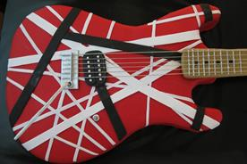Van Halen's guitar and innovation with user-centered design