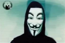 Anonymous has directly targeted ISIL in videos posted online.