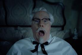 'Colonel Sanders' reincarnates a third time for the Super Bowl