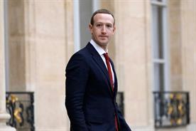 Facebook CEO and founder Mark Zuckerberg