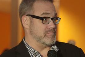 Ted Royer, chief creative officer at Droga5.
