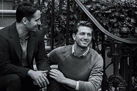 Tiffany & Co.'s latest ad features real-life couple.