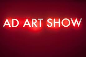 Ad Art Show highlights the importance of creativity