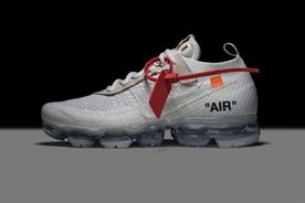 Nike Off-White x Air VaporMax 'Part 2' (Picture: GOAT)