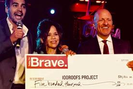 Today, I'm Brave raises $500K for Puerto Rican hurricane victims