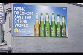 New Zealand's Colenso BBDO scoops Outdoor Lions Grand Prix