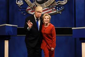 'SNL' opener jumps 29% over last season thanks to Baldwin's Trump