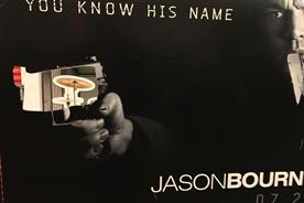 """Girls"" producer Tami Sagher took to Instagram to advpcate tearing guns from ""Jason Bourne"" posters."