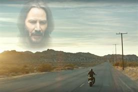 Squarespace gets its latest Super Bowl campaign into gear with Keanu Reeves