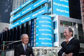 Morgan Stanley brings 6 million new pixels to Times Square
