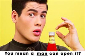 An artist flips the script on sexist ads of yesteryear