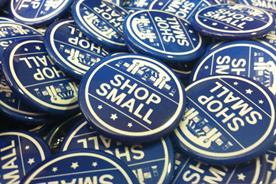 Small Business Saturday shoppers are fickle, study finds