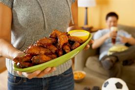 Consumers seek 127.4% more chicken wings on Super Bowl Sunday