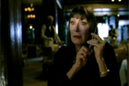 Orange 'angelica huston gold spot' by Mother London