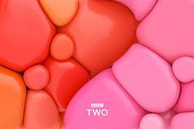 "BBC Two ""2018 rebrand"" by BBC Creative and Superunion"