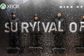 "Xbox ""Rise of the Tomb Raider: survival billboard"" by McCann London"