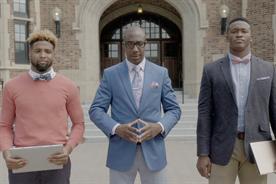 Odell Beckham, Jr., J.B. Smoove, and Demaryius Thomas.