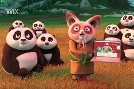 Wix.com partners with Kung Fu Panda for Super Bowl return