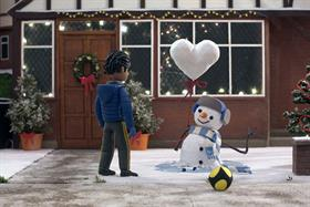 John Lewis and Waitrose's joint Christmas campaign encourages nation to 'give a little love'