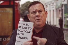Case study: Using humour to break the taboo over talking about lung cancer
