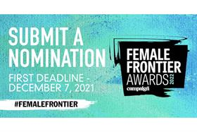 Campaign US Female Frontiers 2022 opens for entry