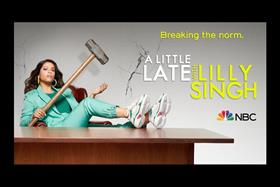 How NBC is evolving its ad experience for Lilly Singh's show
