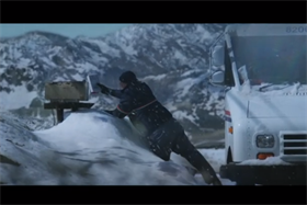 USPS spot underscores its role in a delivery-first Christmas