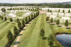 Plans approved for 900 homes on part-green belt Newcastle site