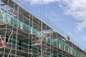 Homes England reports rise in annual starts and completions