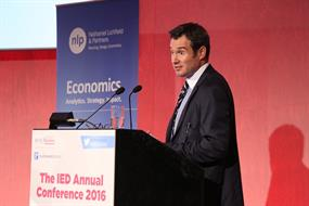 Planning can provide certainty in uncertain times, government official tells IED conference